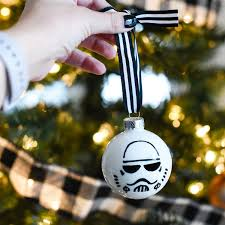 diy trooper ornaments mel dallas lifestyle design and