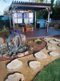Backyard Improvement Ideas Garden Design Garden Design With Diy Yard Crashersold World