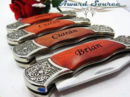 wedding gift knives best wedding gift custom engraved pocket knife by knifepro