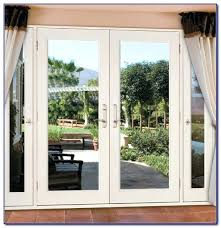 sliding glass french doors sliding patio door with sidelights exterior french doors with