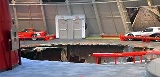corvette museum collapse something you don t want happening to your car collection