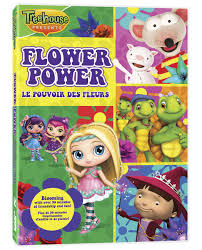 treehouse flower power dvd walmart canada