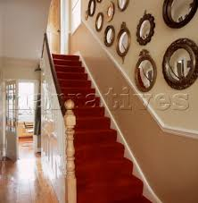 red carpet for staircase