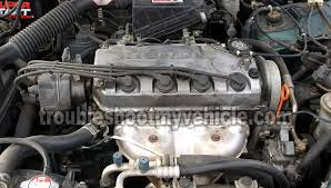 part 1 how to test engine compression honda 1 6l