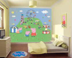 Pig Kitchen Curtains by Nice Peppa Pig Room Decor Nicole39s Bedroom On Pinterest Peppa Pig