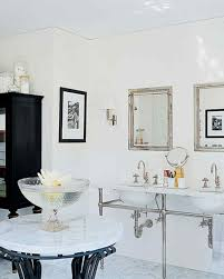 White And Gray Bathrooms Our Favorite Bathrooms