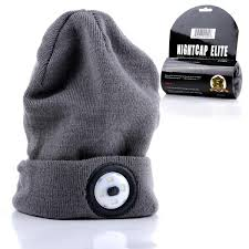 Knit Cap With Led Light Nightcap Elite Outdoor Hunting Cap U0026 Beenie With Ultra Bright