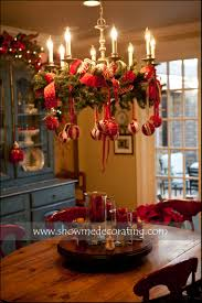 interior wc easy amazing homemade christmas table decorations
