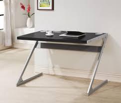 coaster modern bluetooth speaker desk with metal base by oj