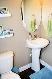 White Oval Bathroom Mirror by Bathroom Impressive Small Bathroom Decoration With Unframed Oval