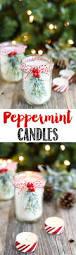 Mason Jar Christmas Gift Diy Peppermint Mason Jar Candles A Pumpkin And A Princess