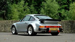 first porsche car first and last porsche 930 turbo se flatnose coupes for the uk