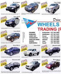 toyota nissan price toyota new car prices in sri lanka sri lanka car price list autos