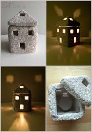 Natural Home Decor Natural Home Decor Pumice Stone Candle Holder Home Lighting