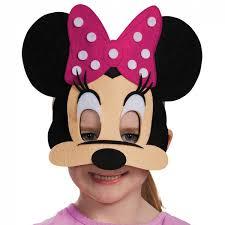 felt mickey minnie mouse face masks cappel u0027s