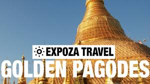 in the land of golden pagodas asia vacation travel video guide