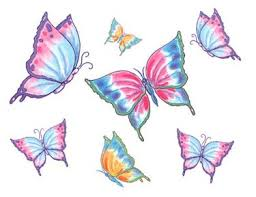 small butterfly designs butterfly patterns tattoos photo