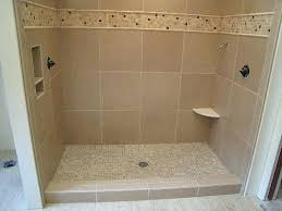 shower custom size shower pan liner ready for tile shower base