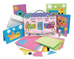 make your own cards by made by toys