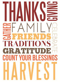 reflect and give thanks this thanksgiving the growth
