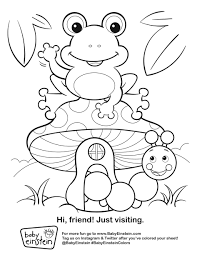 coloring download baby einstein coloring pages baby einstein