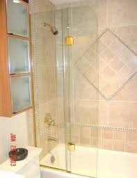 bifold shower door frameless bi fold shower doors in fl