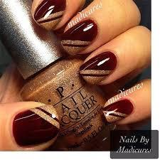 cool green u0026 red gold christmas nail art designs ideas fashion