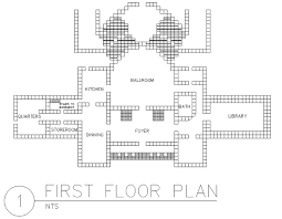 floor plans minecraft mansion first project screenshots show your creation