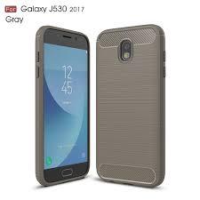 shtl carbon tpu armor for samsung galaxy j5 2017 grey grey