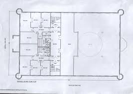 Mosque Floor Plan Jamia Mosque