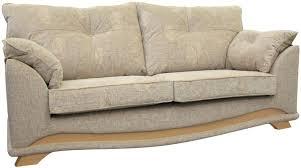 Buoyant Upholstery Limited Buy Buoyant Nicole 3 Seater Fabric Sofa Online Cfs Uk