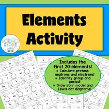 periodic table activities high elements activity periodic table activities and students