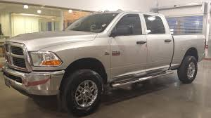sold 2011 ram 2500 hd crew cab st 4x4 6 7 cummings 6spd manual 1