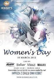 Klub Holidays (Orchowo) - Dzień Kobiet @ Holidays Dj Maaxx (10.03.12)