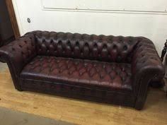 canapé chesterfield ancien superbe canape chesterfield cuir meubles canapé chesterfield ancien