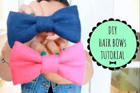 how to make your own hair bows diy hair bows tutorial