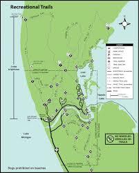 Great America Park Map by Ludington State Parkmaps U0026 Area Guide Shoreline Visitors Guide