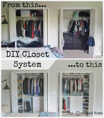 System Build 6 Cube Storage by How To Build A Quality Diy Closet System For Any Size Closet
