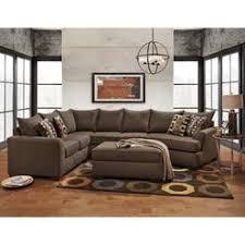 monica sectional sofa ottoman set