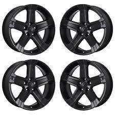 dodge ram sport wheels 22 dodge ram 1500 truck black wheels rims tires factory oem