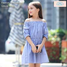 aliexpress com buy 6 15y teenage girls dresses 2017 for party