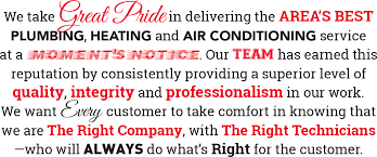 Always Comfortable Heating And Air Conditioning Jd Service Now Durham Plumbing U0026 Hvac Service