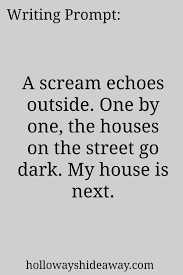 50 spooky writing prompts for horror ghost thriller and mystery