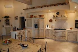 cuisine provencale cuisine style provencale moderne 1 couleur credence cuisine