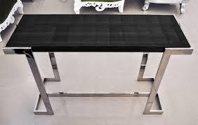 Contemporary Console Table Contemporary Table