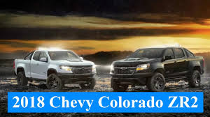 chevy colorado midnight edition 2018 chevy colorado zr2 midnight and dusk editions to debut at