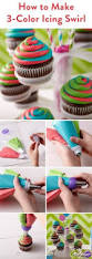 Cupcake Decorating Party How To Make Rainbow Buttercream Frosting For Your Rainbow Cupcakes