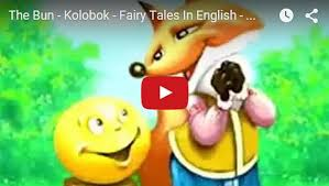 the bun the bun kolobok fairy tales in stories for kids