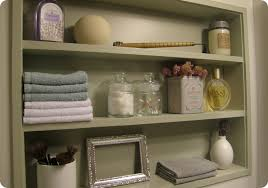 home decor outstanding bathroom shelves ideas images decoration