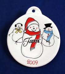 2006 west virginia seal ornament made by homer